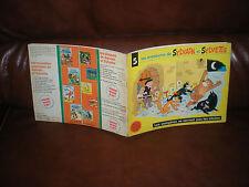 SYLVAIN ET SYLVETTE SERIE 2 N°5 LES COMPERES NE VERRONT - EDITION ORIGINALE 1967