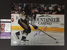 Evgeni Malkin Signed Auto Autographed 11x14 Photo JSA COA Pittsburgh Penguins *