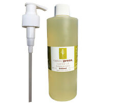 ALMOND SWEET OIL 100% PURE 500ml + PUMP