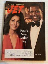 Vintage Jet Magazine June 9, 1977: Poitier's Newest Leading Lady
