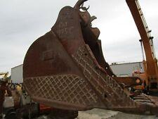 """Good 48"""" Cat 325 excavator bucket"""