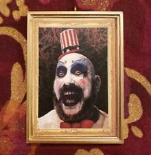 Captain Spaulding Scary Clown Johny Lee Johns Christmas Ornament/Magnet/DHM