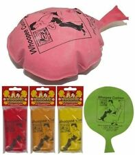 2 x TOY WHOOPEE WHOOPIE CUSHION FART BALLOON JOKE PRANK OFFICE PARTY BAG FILLER