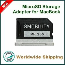 """Micro SD Adapter SSD Memory Card For MacBook Retina 15"""" A1398 Late 2013-16"""