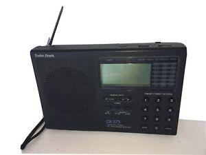 Vintage Radio Shack DX-375 FM/FM Stereo Shortwave PLL Synthesized Receiver works