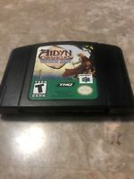 Aidyn Chronicles The First Mage (Nintendo 64, 2001) N64 Cart Only FREE SHIPPING