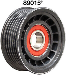 Dayco Idler Tensioner Pulley 89015 fits Mazda 6 2.2 MZR-CD (GH), 2.3 (GG), 2....