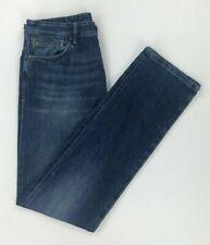 Men's Blue Wash Boss Hugo Boss Jeans W33 L34 Orange 24 Barcelona Regular Fit A