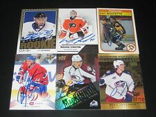 """OLEG PETROV autographed MONTREAL CANADIENS """"centennial"""" card #165"""