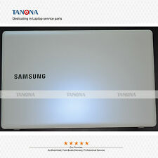 New BA98-00547A Samsung NP500R5K LCD Rear Lid Back Cover Top Case White
