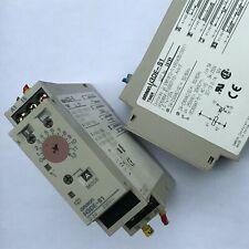 OMRON H3DE-S1 MULTI_functional timer RELAIS TEMPORISé 24-230V AC/DC  A E J B2