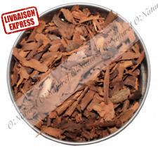 Ecorce de Cannelle Bâton 100% Naturelle BIO 40g Cinnamon Bark, Corteza de Canela