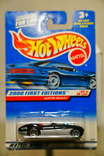 HOT WHEELS 2000 First Editions AUSTIN HEALEY #32 OF 36 CARS - Brand New