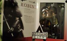 #3 ROBIN -- From BATMAN Arkham City series Play Arts Action Figure