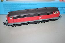 Piko Diesellok Baureihe 218 244-2 / 218 910-8 DB rot Spur H0