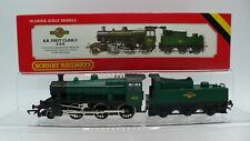 More details for hornby 00 r852 br 2-6-0 ivatt class 2 locomotive '45621' br lined green   new