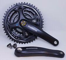 Shimano Acera FC-M311 22/32/42T Bicicleta de Montaña MTB Pedalier Manivela Triple