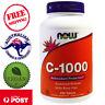 Now Foods C-1000 250 Vegan Tablets Non-GMO Dietary Supplement