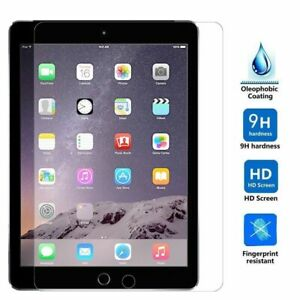 Tempered Glass Screen Protector For Apple iPad 2 3 4 Air Pro Mini iPhone 5S Lot