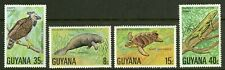 Guyana  1978  Scott #   267-270  Mint Never Hinged