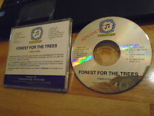 RARE ADVANCE PROMO Forest For the Trees CD with BECK ! 1000 Clowns Mark Schultz
