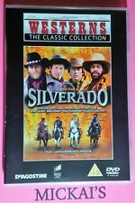 SILVERADO - WESTERNS THE CLASSIC COLLECTION WTCCN31 DVD PAL UK OOP