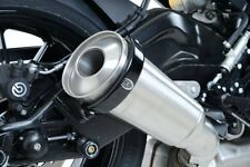 Yamaha FJR1300 2010 R&G Racing Exhaust Protector / Can Cover EP0005BK Black