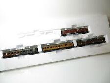 214N - Fleischmann aus Set 781204 - Wagenset Preussens Gloria 4tlg - top in OVP