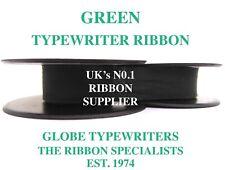 OLIVETTI LETTERA 32 *GREEN* TOP QUALITY TYPEWRITER RIBBON REWIND+INSTRUCTIONS*