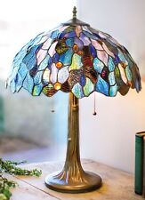"""Fairy Pool Stained Glass Lamp 16"""""""