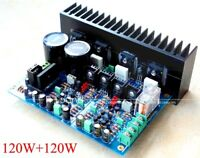 A3 IRFP240 IRFP9240 fully symmetric daul differential FET Power Amp Board Kit