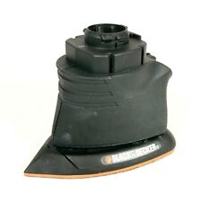 Black & Decker Quattro KC2000F Multi Tool Powertool | Mouse Sander Head ONLY
