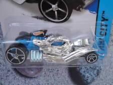 Véhicules miniatures argentés Hot Wheels 1:64