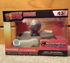 Funko Dorbz Ridez Thundercats Panthro With Thundertank # 43 Funko Shop 3000 PCS