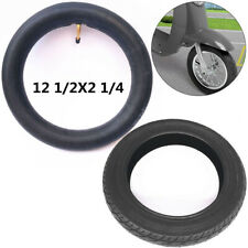 Electric Scooter Inner Tube + Tire Set 12 1/2*2 1/4 (12.5x2.25) Pneumatic Tyre