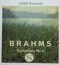 ST 139 - BRAHMS - Symphony No 4 STEINBERG Pittsburgh Symphony Orc - Ex LP Record