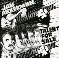 Jan Akkerman - Talent for Sale (2012)  CD  NEW/SEALED  SPEEDYPOST