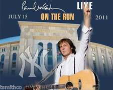 Paul McCartney Yankee Stadium 8x10 Photo 077