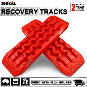 X-BULL Recovery Tracks trucks Sand tracks Mud Snow 1 PAIR 2 PCS 90cm 4WD Gen 2.0