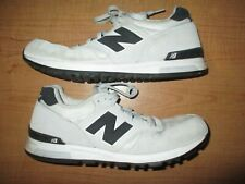 New Balance 565 Men's Size 12 Gray Suede Athletic Shoes - Super Nice - Fast Ship