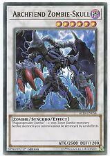 Archfiend Zombie-Skull BLLR-EN058 Ultra Rare Yu-Gi-Oh Card English Mint New
