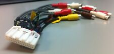 Pioneer RCA Cord for AVIC-X850BT AVIC-Z150BH AVIC-X8510BT AVIC-X950BH CDP1540