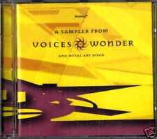 AA.VV. Sampler From Voices Of Wonder & Metal Art Disco