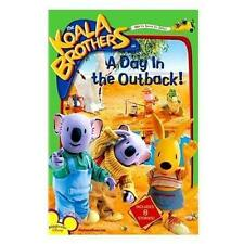 Koala Brothers - A Day in the Outback! (DVD, 2006)