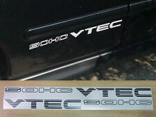 "Remplacement côté stickers / autocollants | civique ""sact Vtec"" Crx Eg Ek 