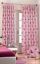 Disney Winnie Pooh Puuh 1St.XXL Fertig-Gardine Schlaufenschal L 290 x B140cm NEU