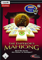 The Emperors Mahjong [video game]