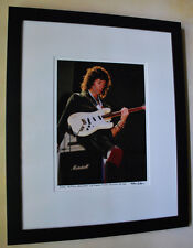 Rainbow/Deep Purple Ritchie Blackmore fine art photo Forum 1985 signed 3/100
