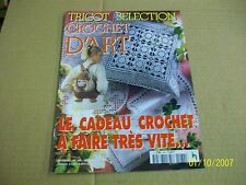 CROCHET D ' ART 264 TBE