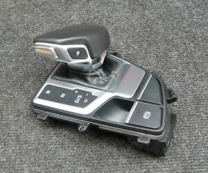Audi A4 8W A5 F5 Gear Knob Automatic Leather Parking Brake 12.567 Km 8W1713111 C